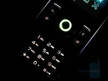 Sony Ericsson S500 Preview