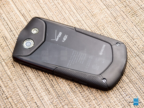 Kyocera Brigadier Review