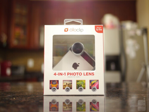 olloclip 4-in-1 Photo Lens con Quick-Flip: Fisheye, Wide ...