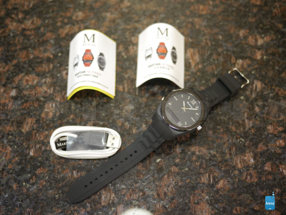 Martian Notifier Smartwatch Review