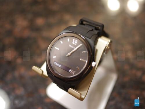 Martian Notifier Smartwatch modes