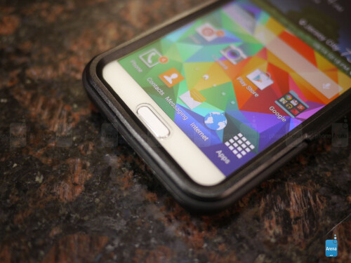 Seidio CAPSA TouchView case for Samsung Galaxy S5 Review