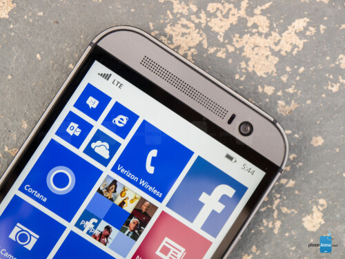 HTC One M8 for Windows Review