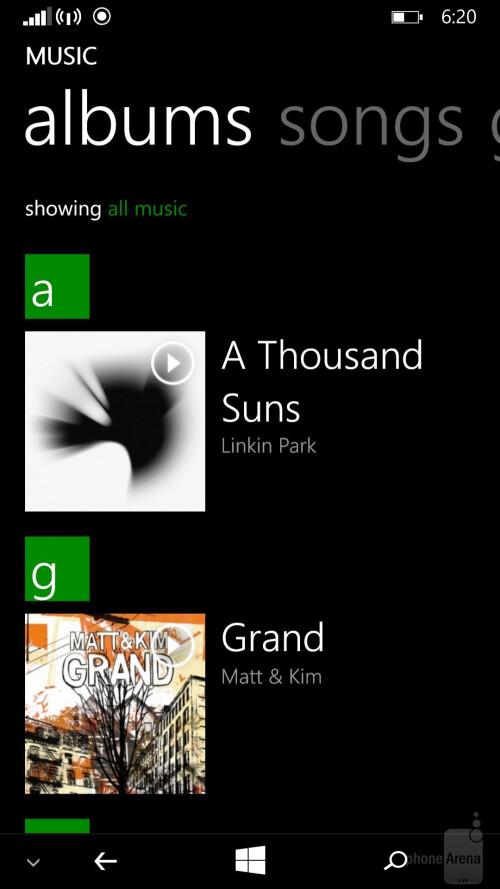Multimedia apps