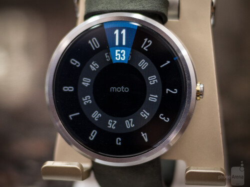 The original Moto 360