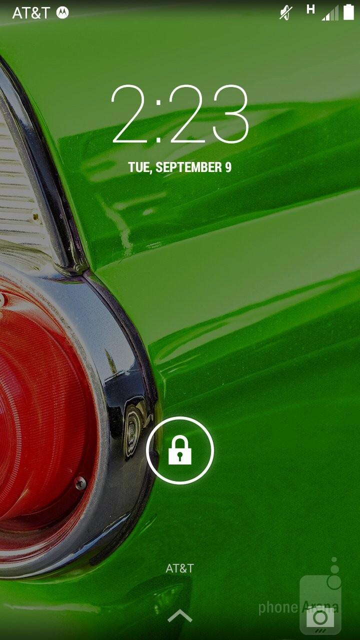 Motorola Moto G (2014) - User interfaces - Motorola Moto G 2014 vs Moto G 2013