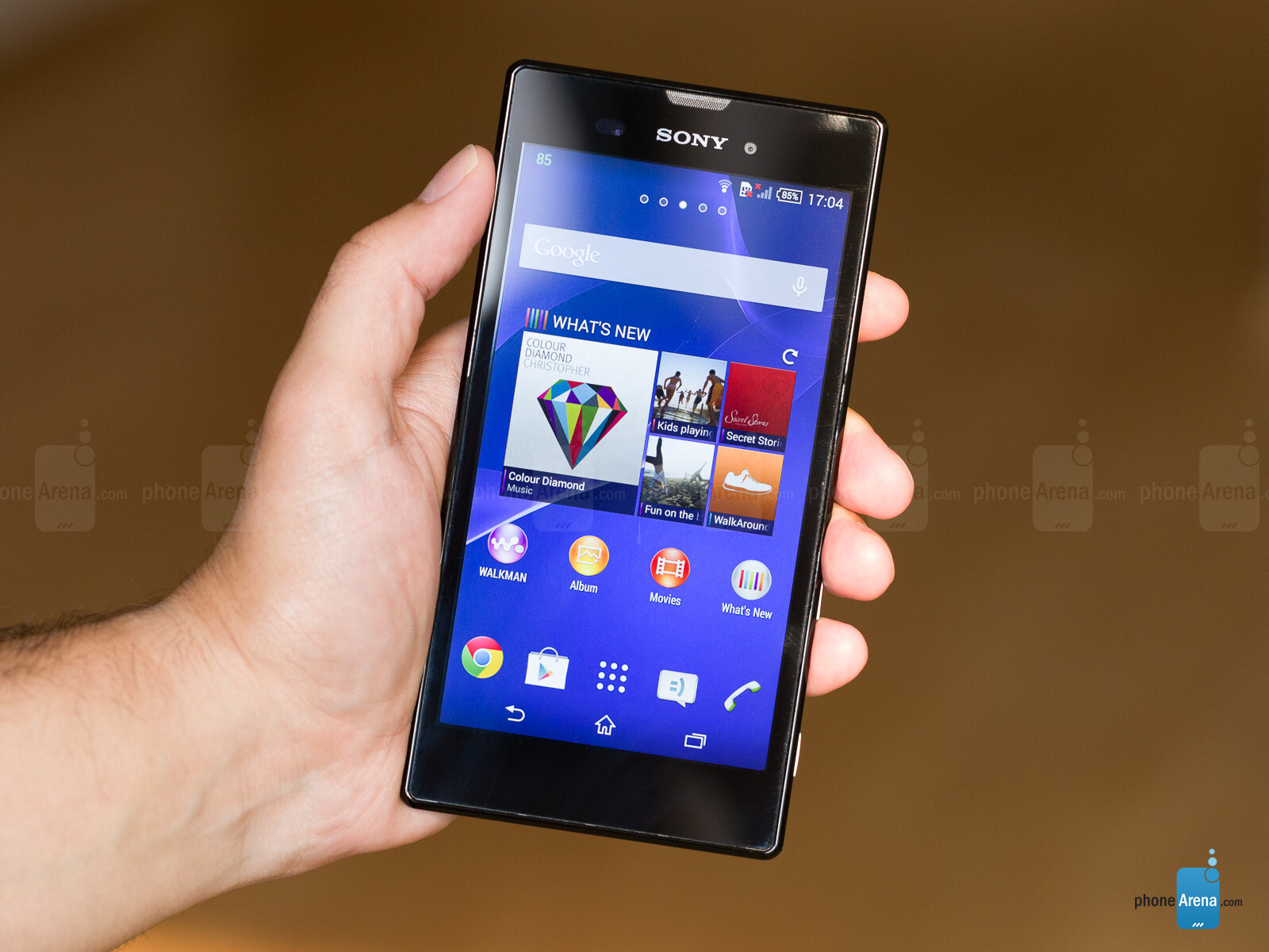 Sony Xperia T3 Review Xperia T3
