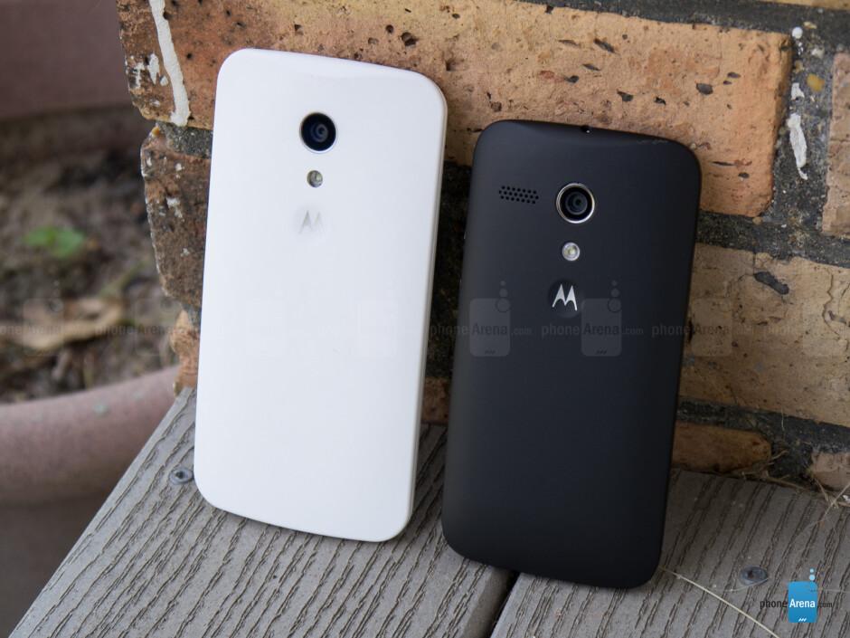 Motorola Moto G 2014 vs Moto G 2013