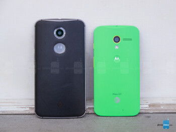 Motorola Moto X 2014 vs Moto X 2013