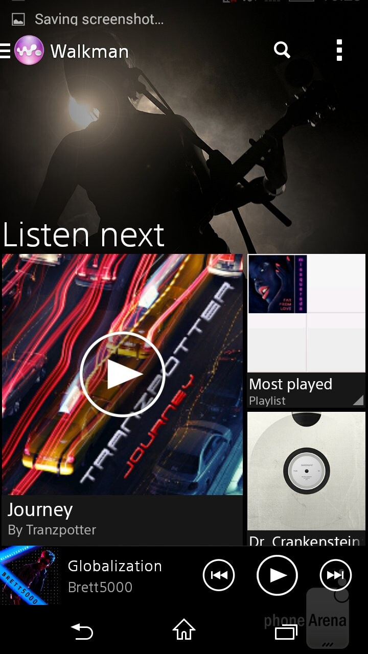 Sony Xperia Z3 Compact - Music players - Samsung Galaxy Alpha vs Sony Xperia Z3 Compact