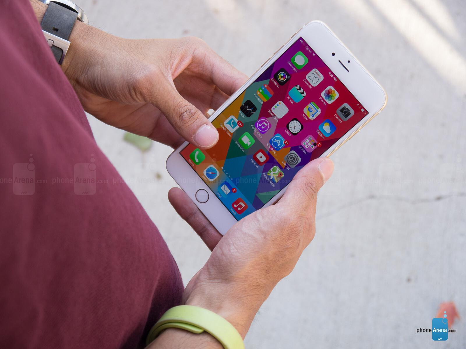 apple support iphone 6 plus camera