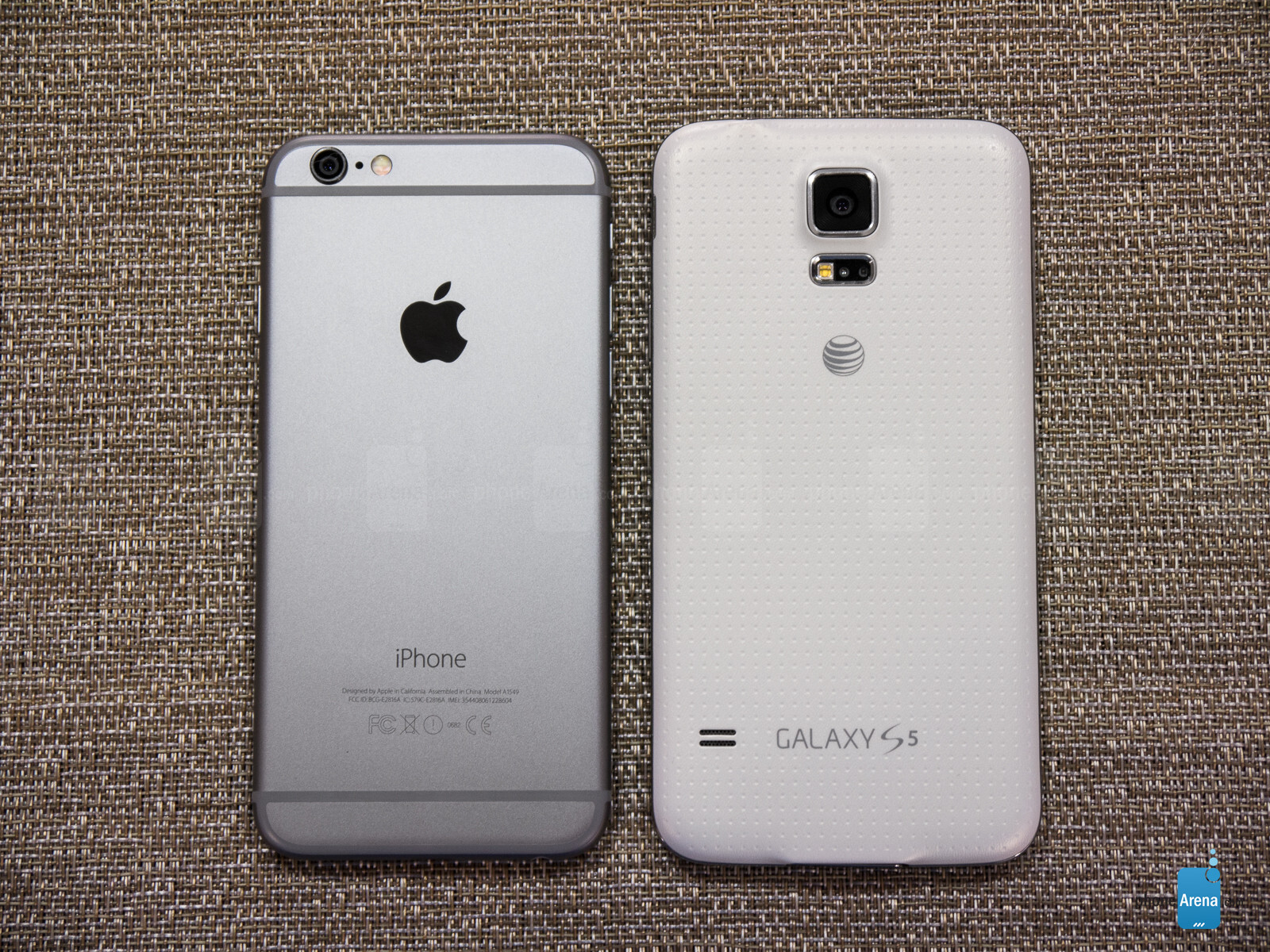 iphone 6 vs samsung galaxy s5 apple iphone 6 vs samsung galaxy s5 19340