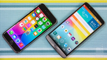 Apple iPhone 6 vs LG G3