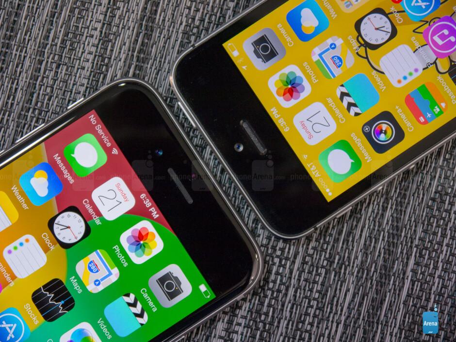 Apple iPhone 6 vs Apple iPhone 5s
