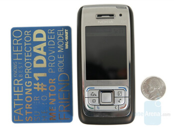 Nokia E65 compared to Nokia N76 - Nokia E65 Review