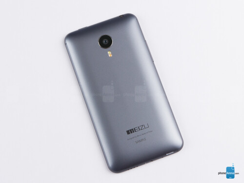 The original, Android-based Meizu MX4