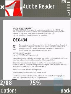 PDF document - Nokia E65 Review