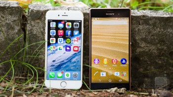 note 7 vs iphone 6s vs xperia z3