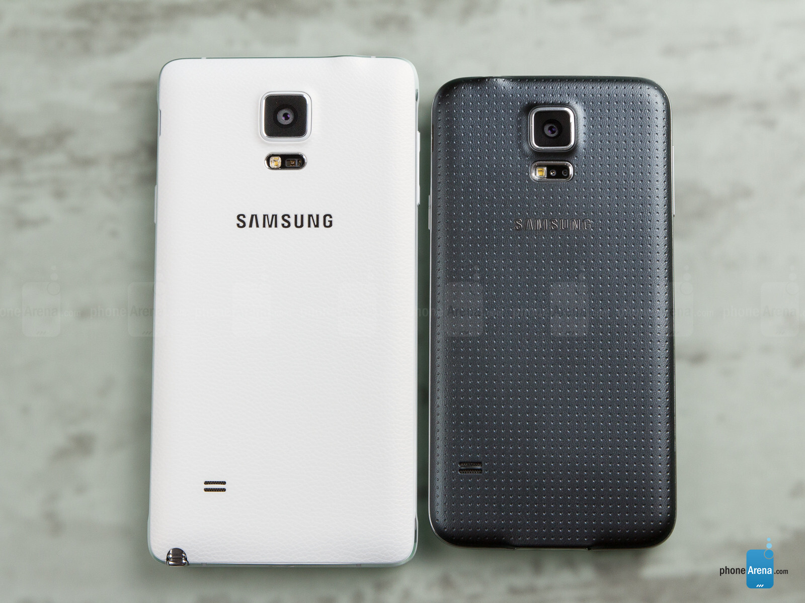 reviews Samsung Galaxy Note  vs S id page
