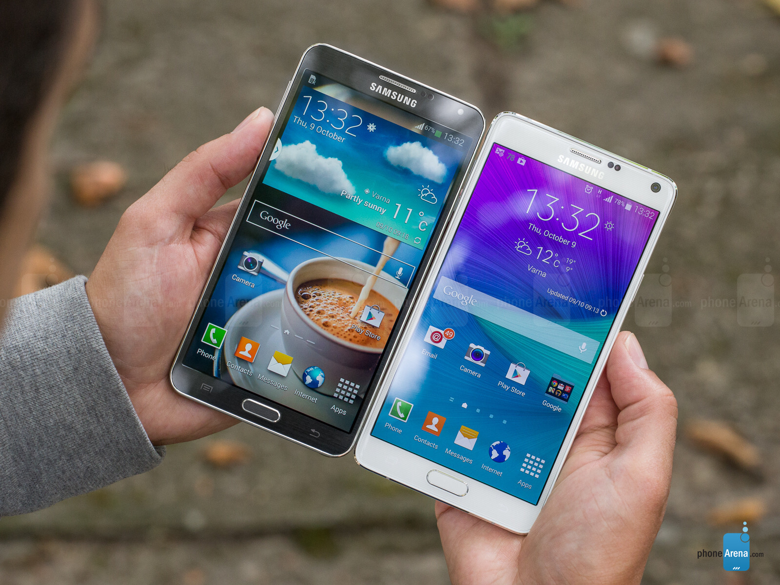 Samsung Galaxy Note 3 - Full phone specifications