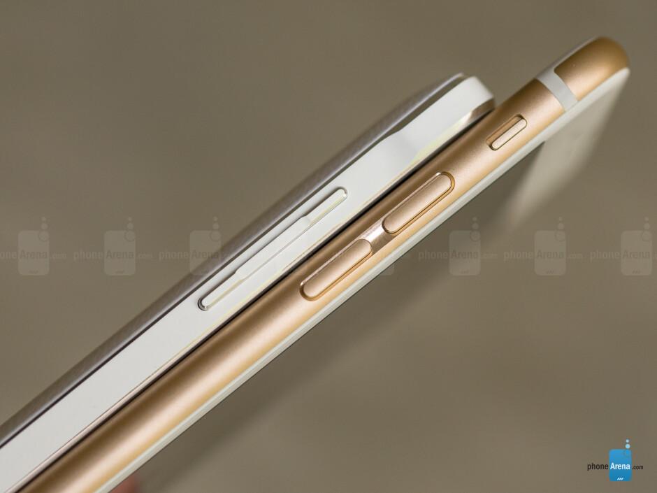 Samsung Galaxy Note 4 vs Apple iPhone 6