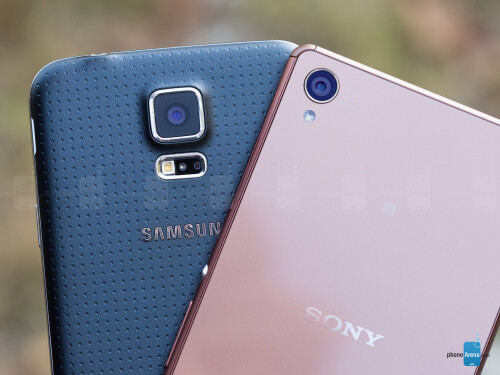 Sony Xperia Z3 vs Samsung Galaxy S5