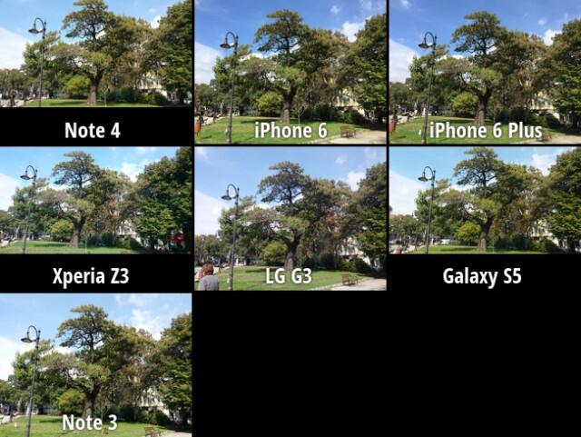 Xperia Z Vs Iphone 5