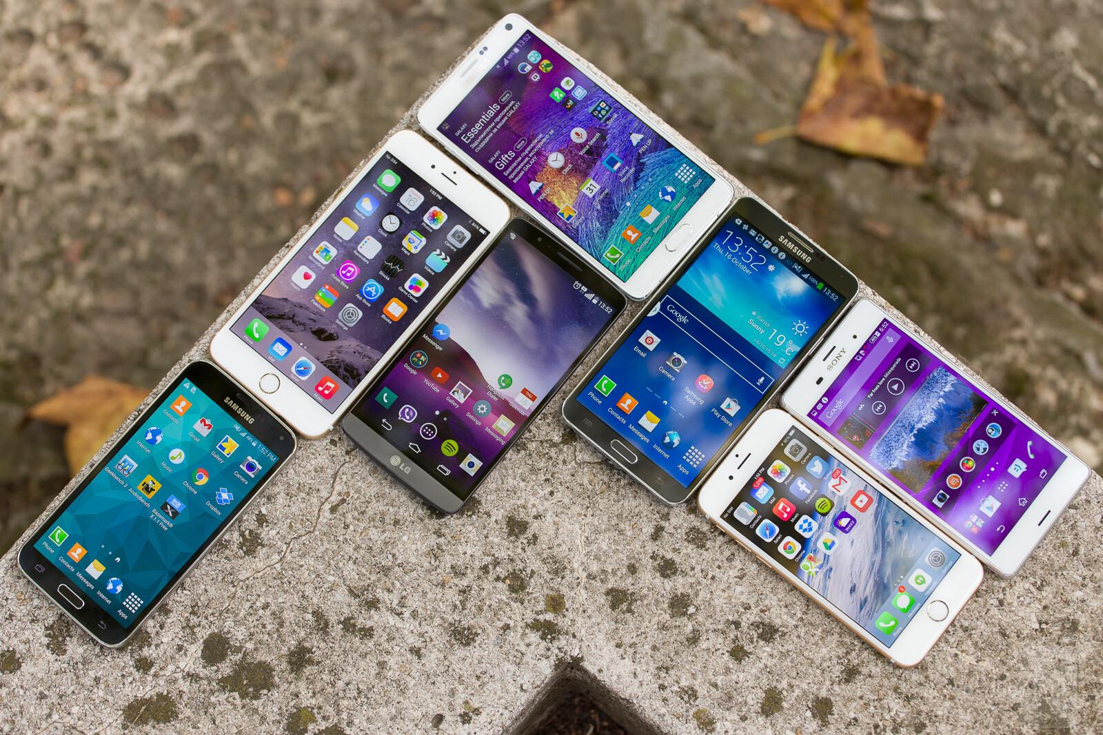 camera comparison  samsung galaxy note 4 vs iphone 6