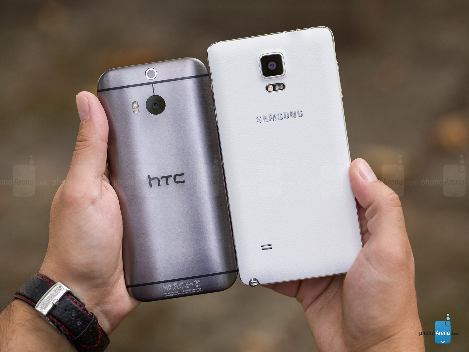 Samsung galaxy note 5 vs htc one m9 plus a comparison - Samsung Galaxy Note 5 Vs Htc One M9 Plus A Comparison 23