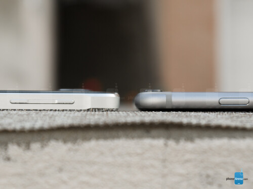 Samsung Galaxy Alpha vs Apple iPhone 6