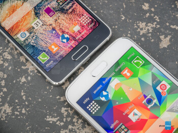 Samsung Galaxy Alpha vs Samsung Galaxy S5