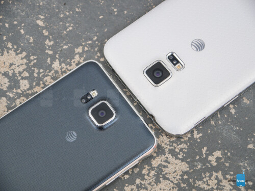 Samsung Galaxy Alpha vs Samsung Galaxy S5