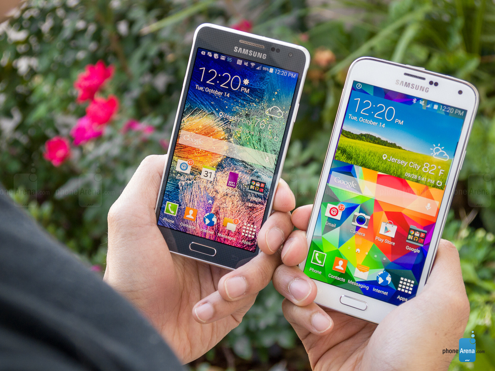 samsung galaxy s5 white vs black. samsung galaxy s5 white vs black
