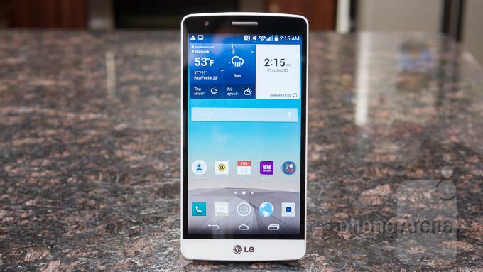 LG G3 Vigor Review