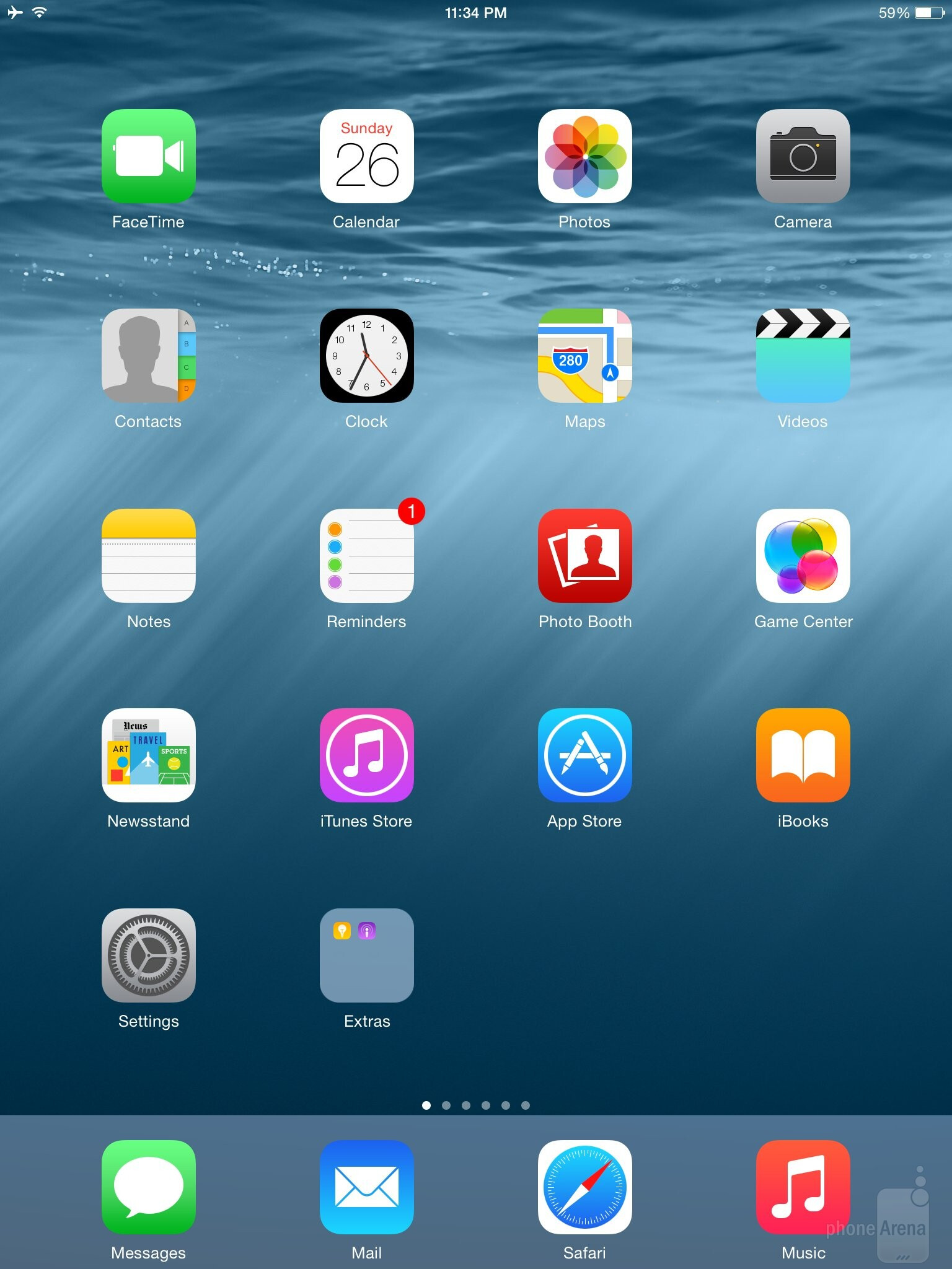 apple ipad air 2 review interface and functionality. Black Bedroom Furniture Sets. Home Design Ideas