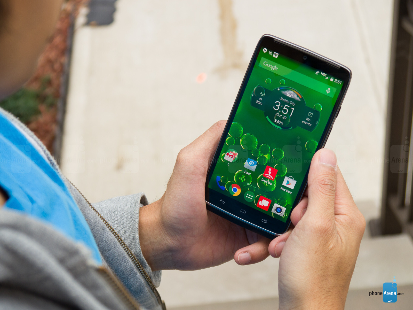Actualizar Turbo Boost Motorola Droid Turbo Review