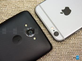 Motorola DROID Turbo vs Apple iPhone 6