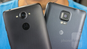 Motorola DROID Turbo vs Samsung Galaxy Note 4