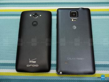 Motorola DROID Turbo vs Samsung Galaxy Note 4