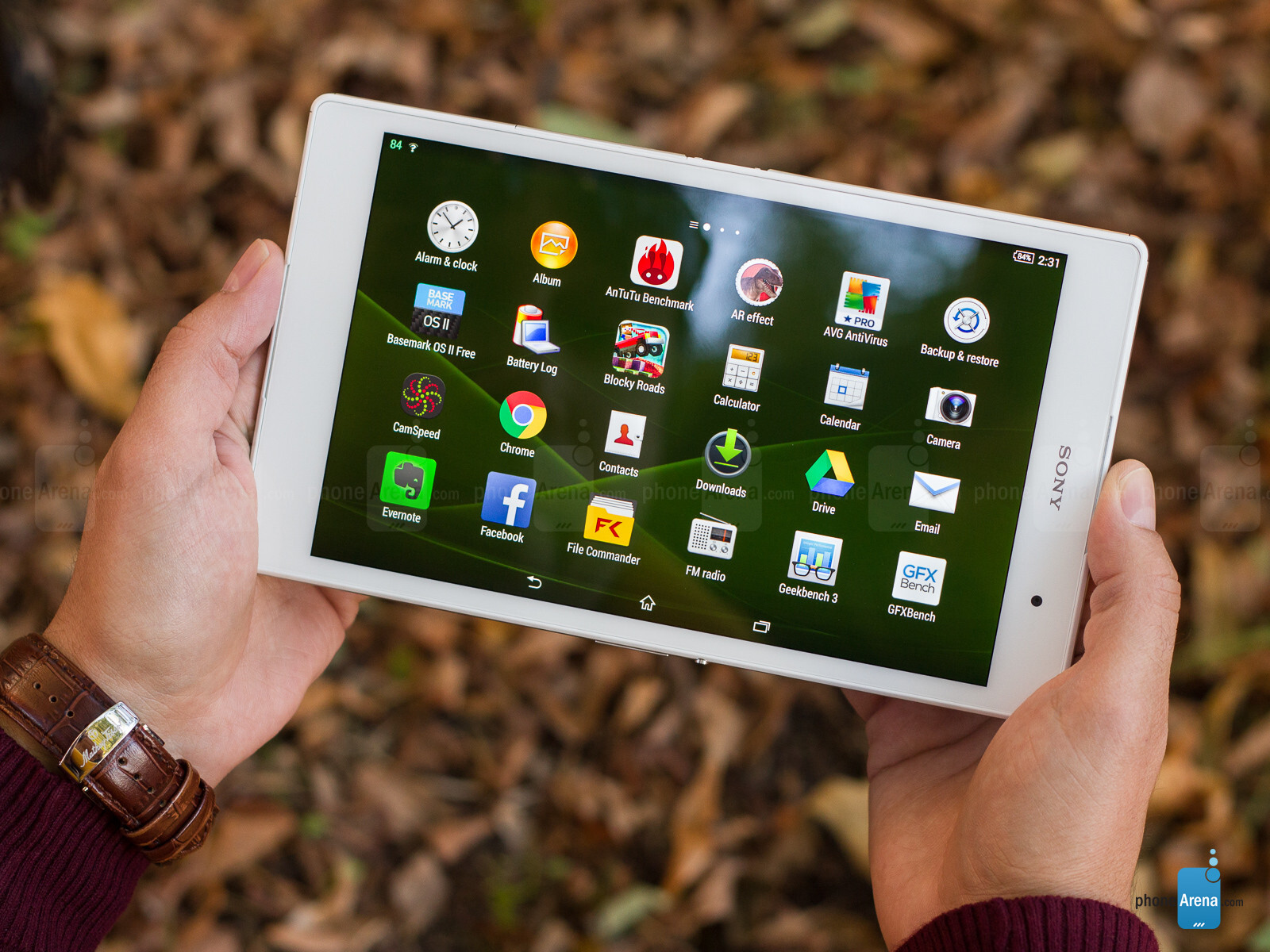 sony xperia z3 tablet compact review phonearena. Black Bedroom Furniture Sets. Home Design Ideas