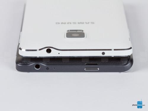 Samsung Galaxy Note Edge vs Samsung Galaxy Note 4