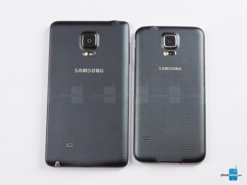Samsung Galaxy Note Edge vs Samsung Galaxy S5