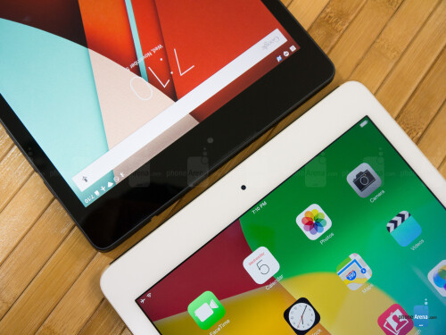 Google Nexus 9 vs Apple iPad Air 2