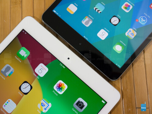Apple iPad Air 2 vs Apple iPad mini 3
