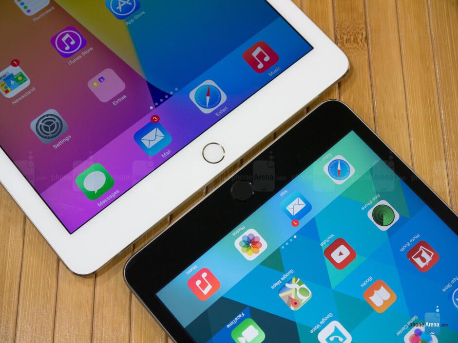 Apple iPad Air 2 vs Apple iPad mini 3