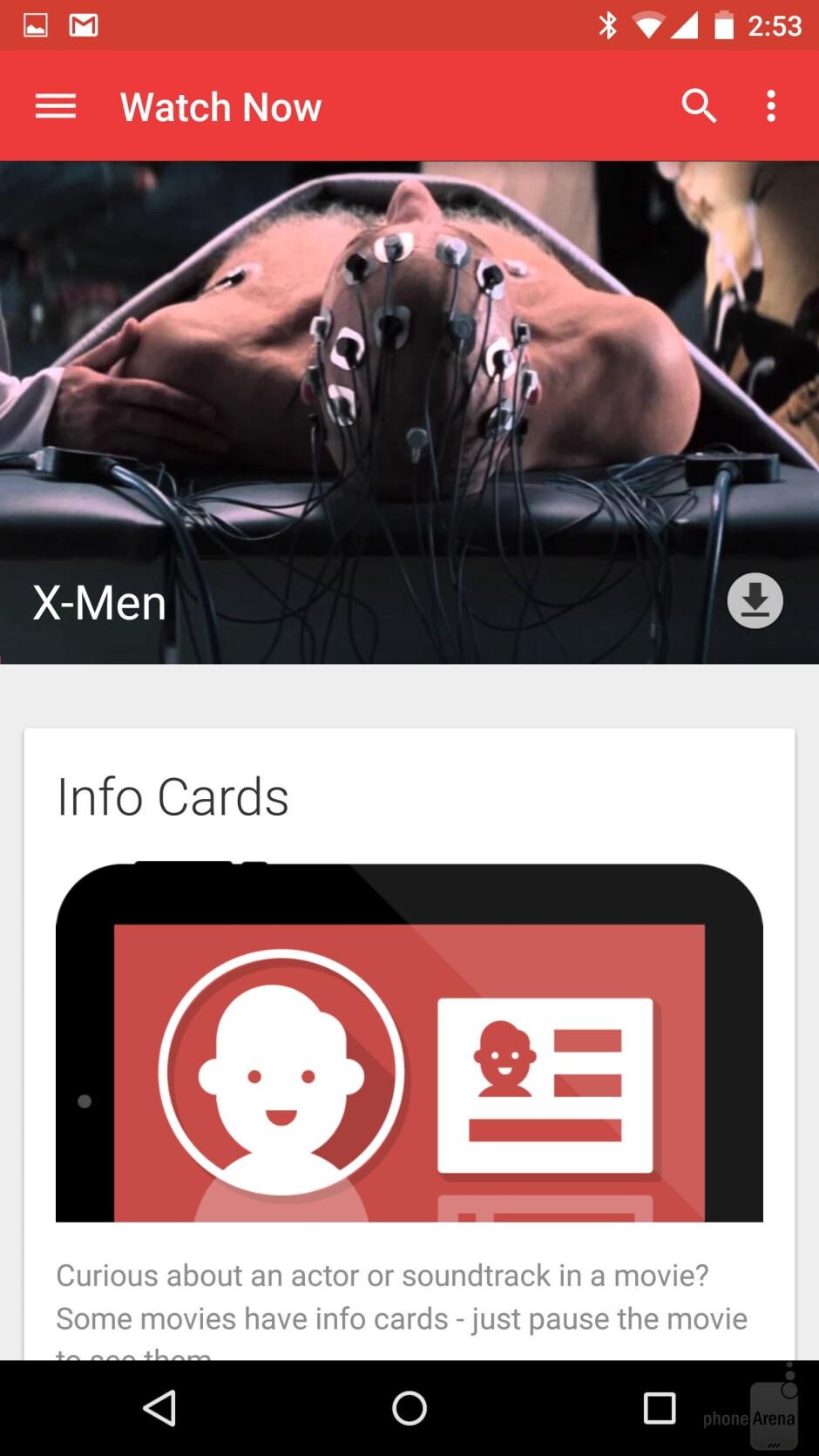 Enjoying your media files on the Nexus 6 - Google Nexus 6 vs Apple iPhone 6 Plus