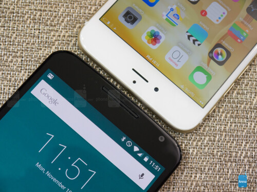 Google Nexus 6 vs Apple iPhone 6 Plus