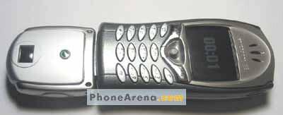 SonyEricsson MCA-25 camera