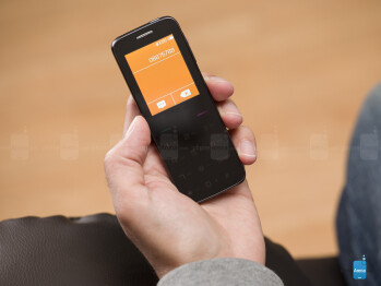 The Sidekick 2 companion handset - Alcatel OneTouch Hero 2 Review