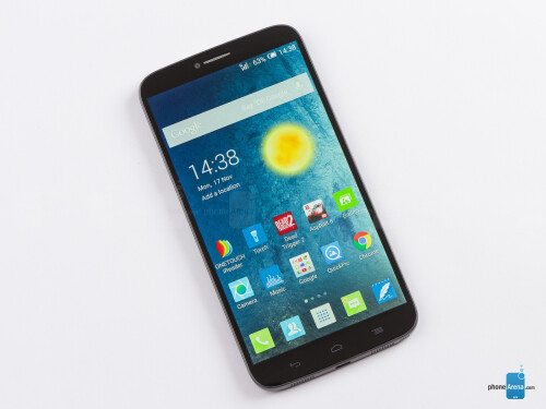 Alcatel OneTouch Hero 2 Review